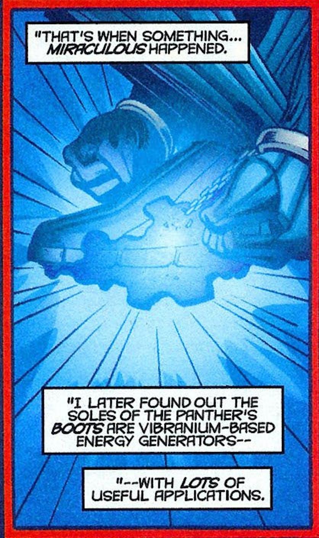 Black Panther Vibranium