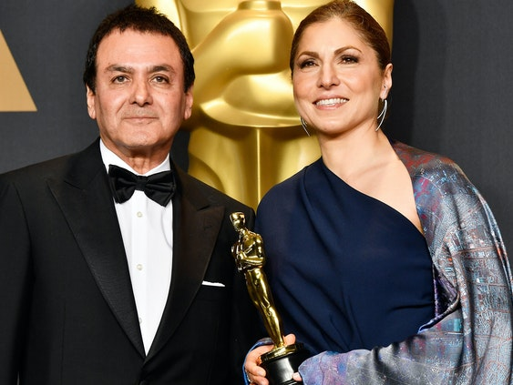Iran's First Female Spacewalker Was the Biggest Surprise at the Oscars