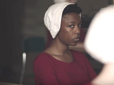 Moira in 'The Handmaid's Tale'
