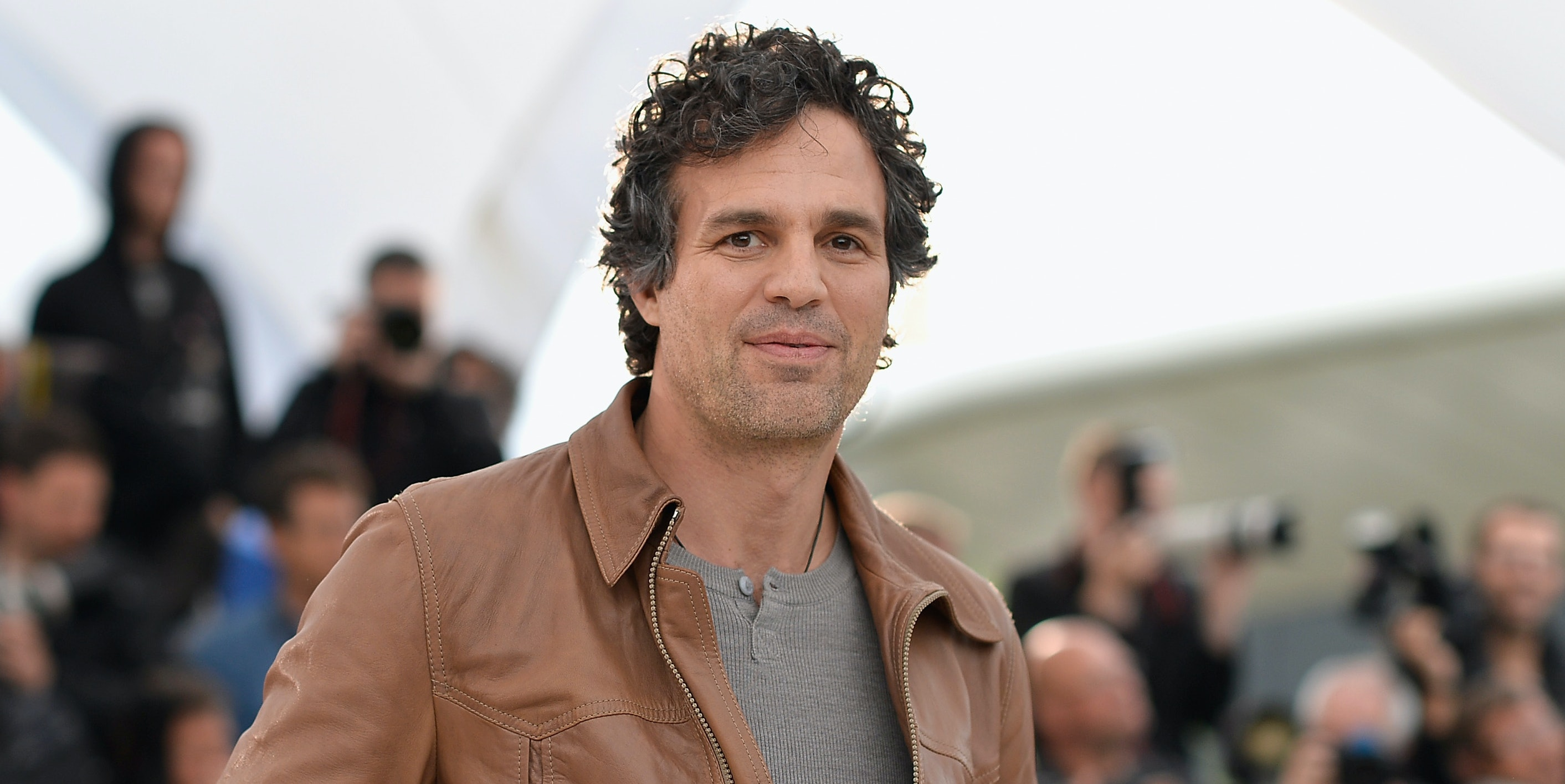 CANNES, FRANCE - MAY 19:  Mark Ruffalo attends the 'Foxcatcher' photocall during the 67th Annual Cannes Film Festival on May 19, 2014 in Cannes, France.  (Photo by Pascal Le Segretain/Getty Images)