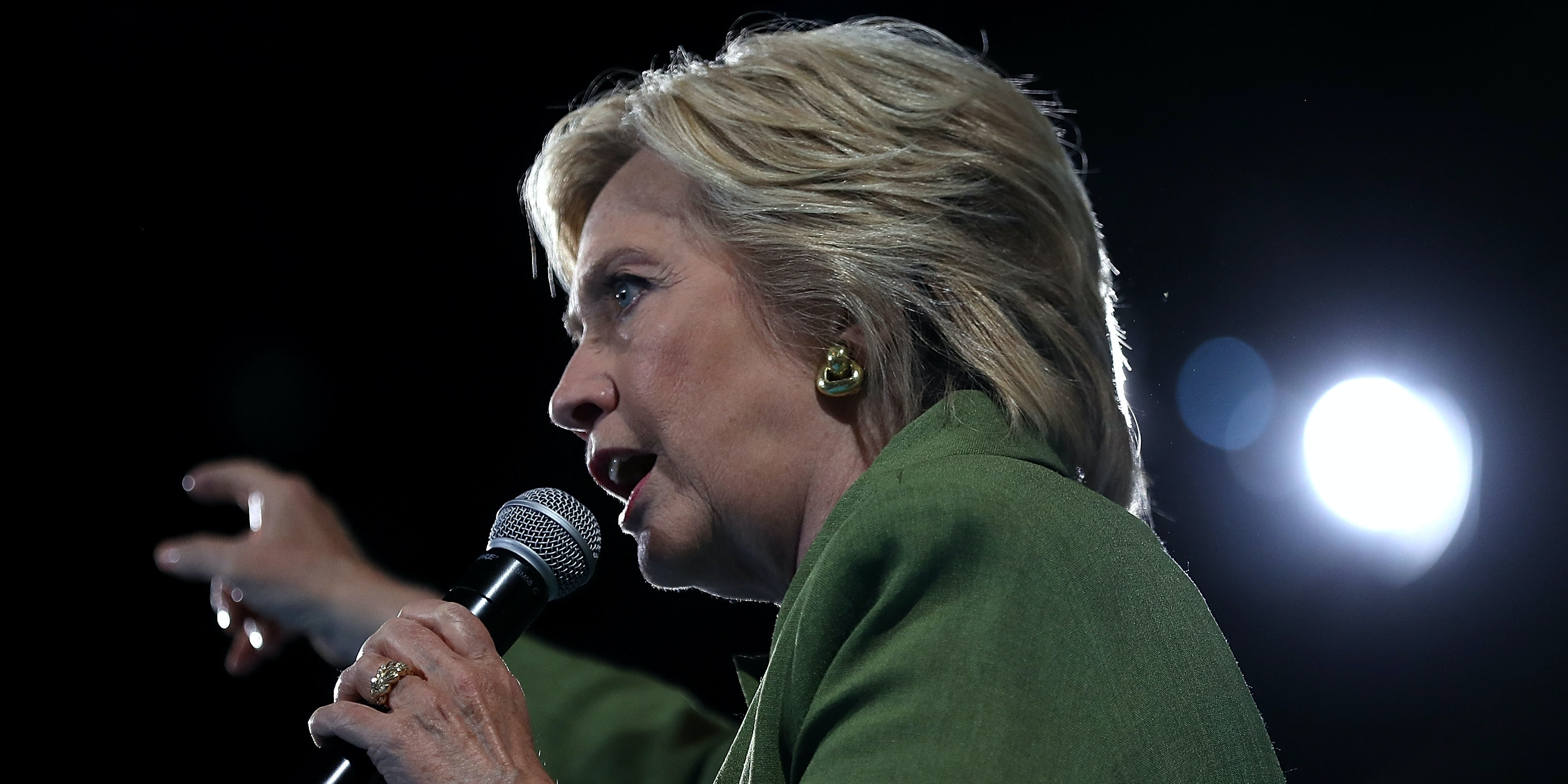 Hillary Clinton's voice and modulation has changed noticeably since her college graduation in 1969.