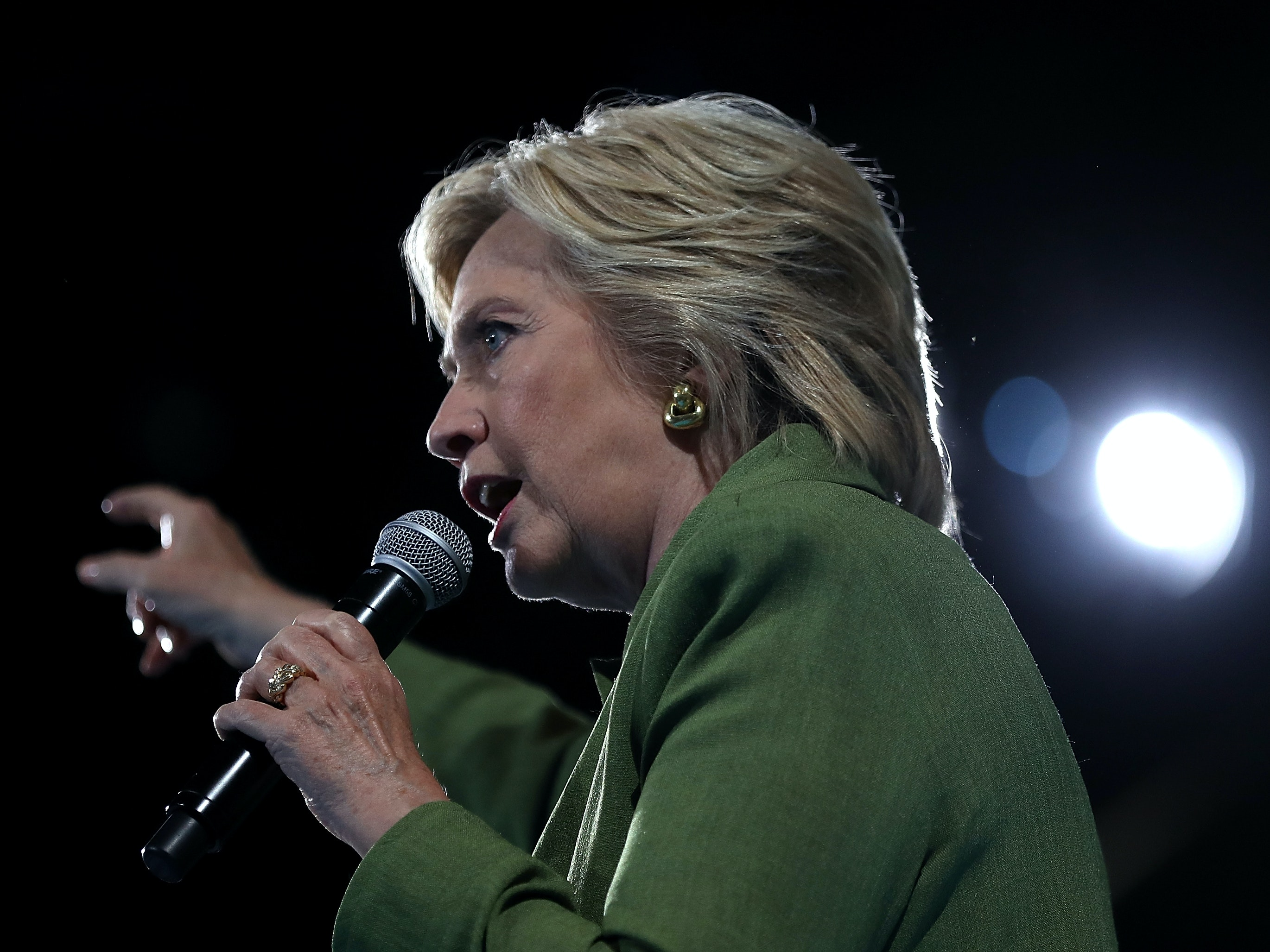 The Science of Hillary Clinton's Changing Voice