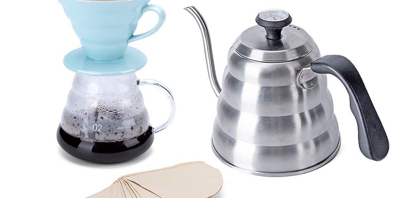 Dedajk Pour Over Coffee Maker Set