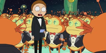 """'Rick and Morty' """"Something Ricked This Way Comes"""""""
