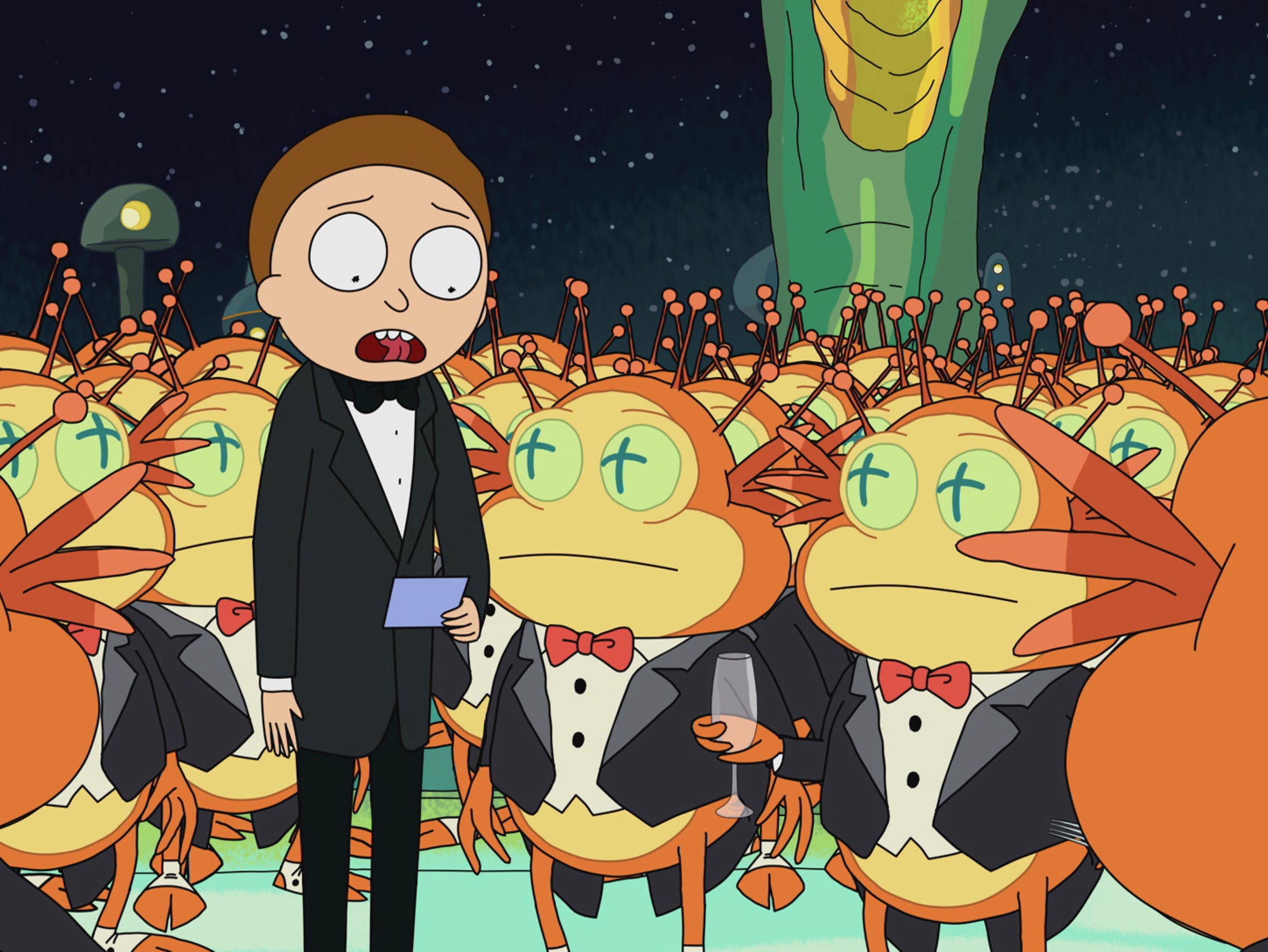 Rick and Morty' Failed to Make Us Hate Capitalism With Pluto