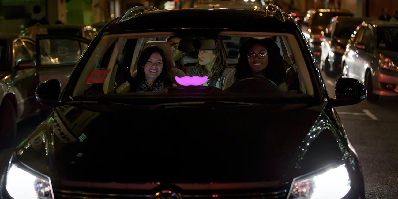 Lyft and Waze Partner to Fight Traffic Jams | Inverse