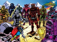 Celestials Marvel Infinity War