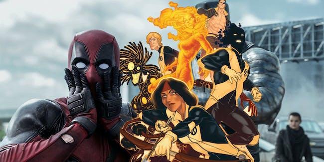 New Mutants Deadpool