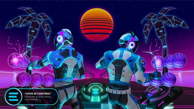 Perhaps best of all? 'Electronauts' can be collaborative.