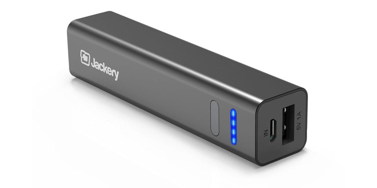 jackery charger