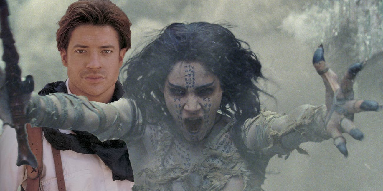 'The Mummy' Has an Sneaky Easter Egg From Brendan Fraser's 1999 Movie
