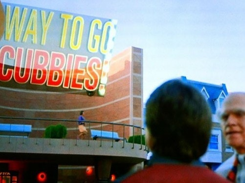The Cubs Will Win the World Series. 'Back to the Future Part II' Said So.