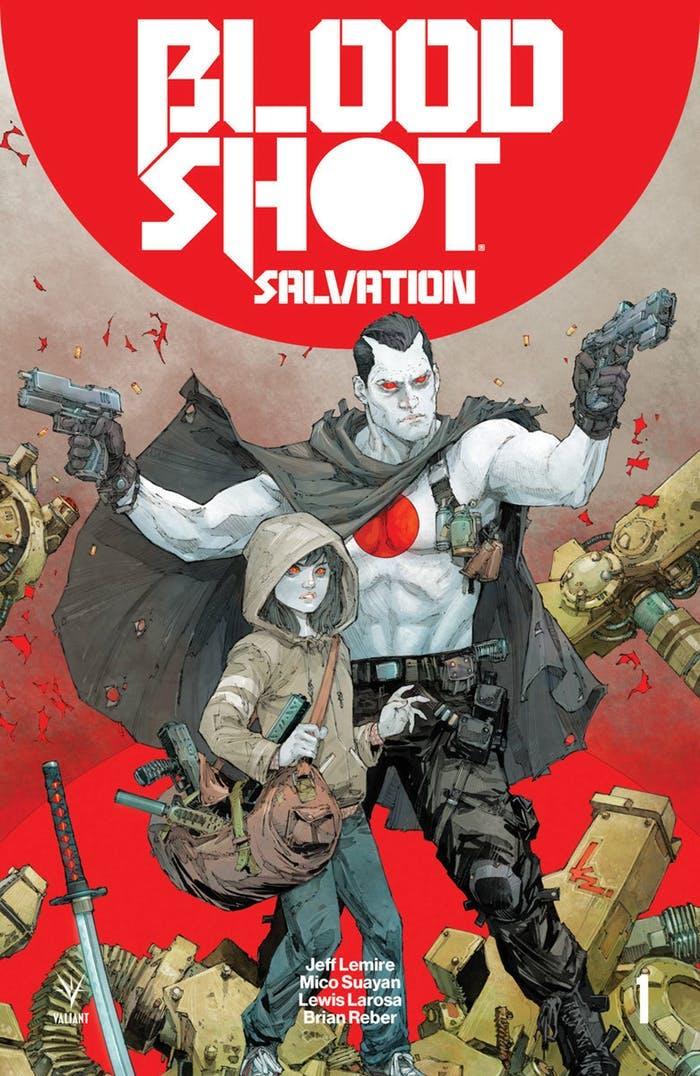 Bloodshot Salvation Valiant
