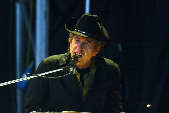 Bob Dylan Nobel Prize Speech