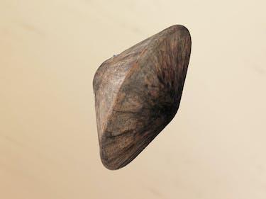 schiparelli heat shield