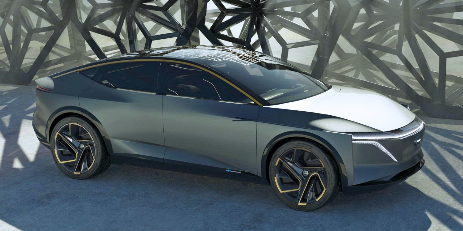 Check Out Three Futuristic Electric Car Concepts Unveiled at NAIAS 2019