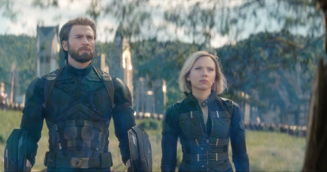 Steve Rogers and Black Widow supposedly have more prominent roles in 'Avengers 4'.