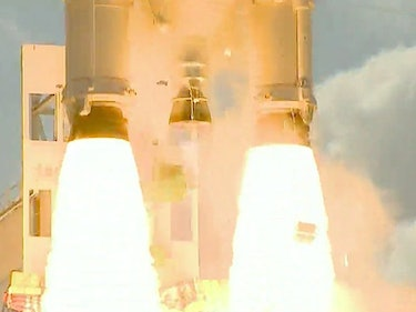 The ESA Just Banished a Rocket to Graveyard Orbit