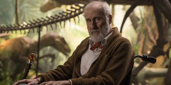 Sir Benjamin Lockwood in 'Jurassic World: Fallen Kingdom'.