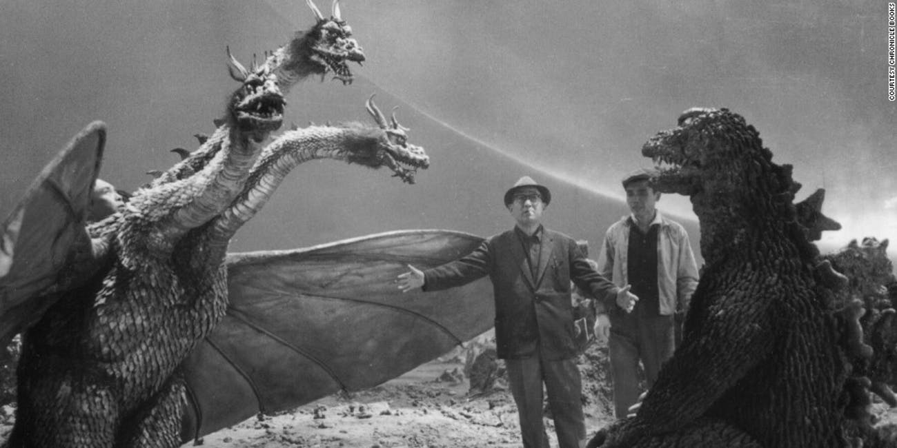 The History of Special Effects in Godzilla Movies | Inverse