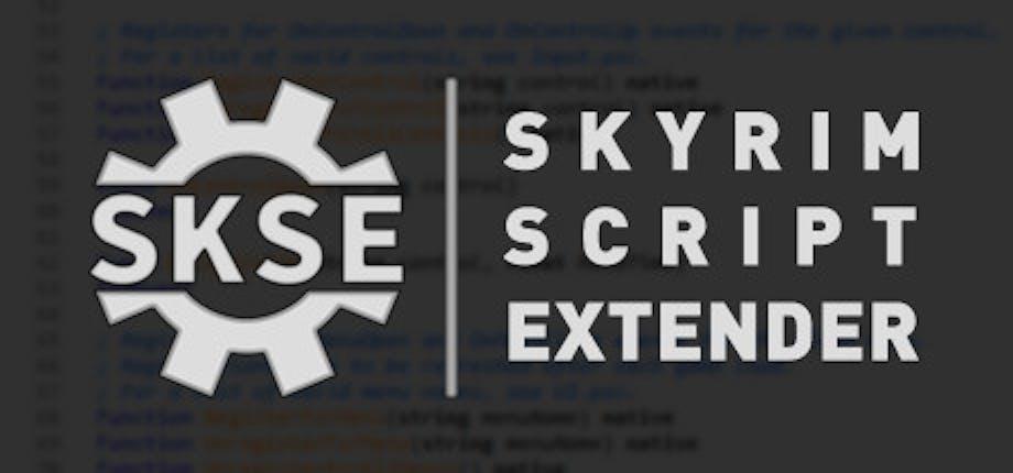 Skyrim Script Extender