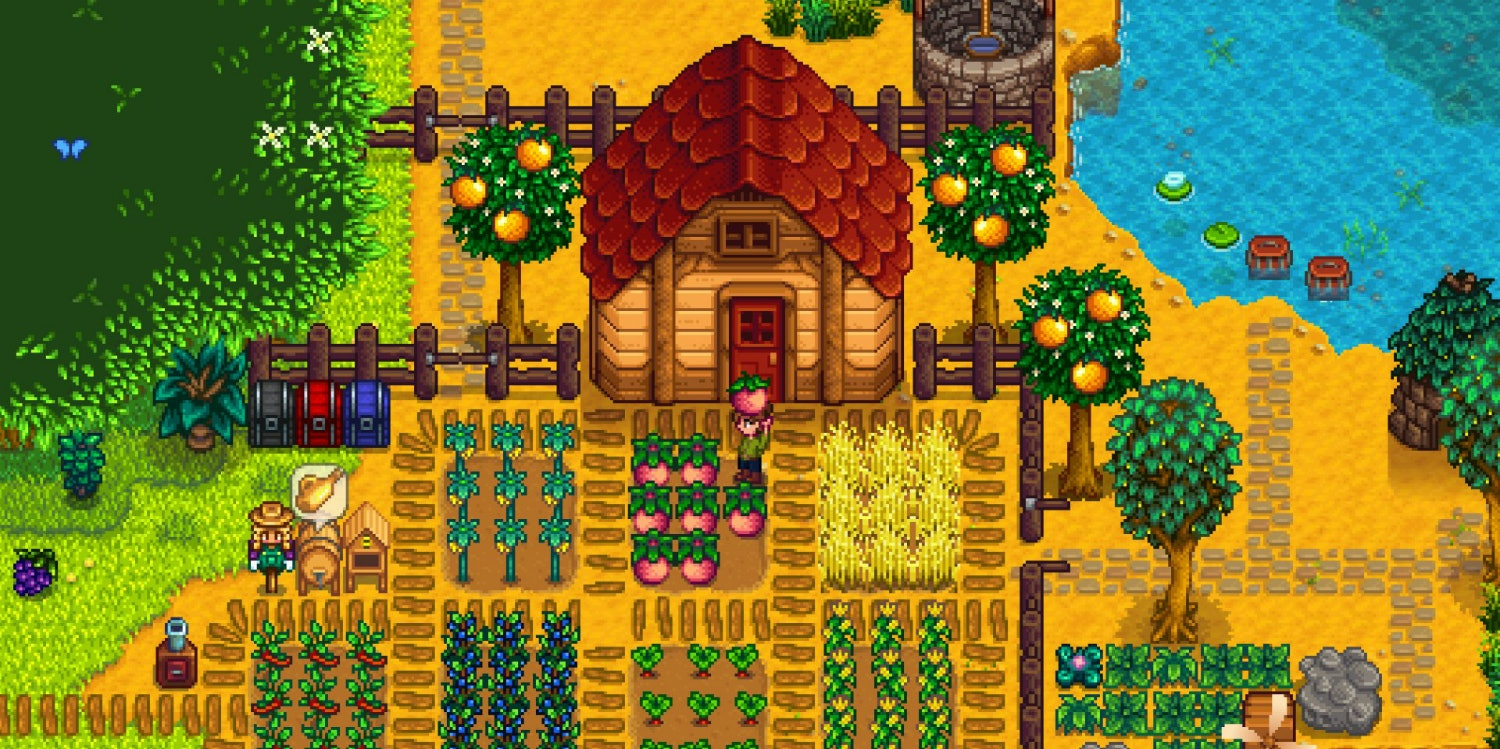 How to Get Started in 'Stardew Valley'