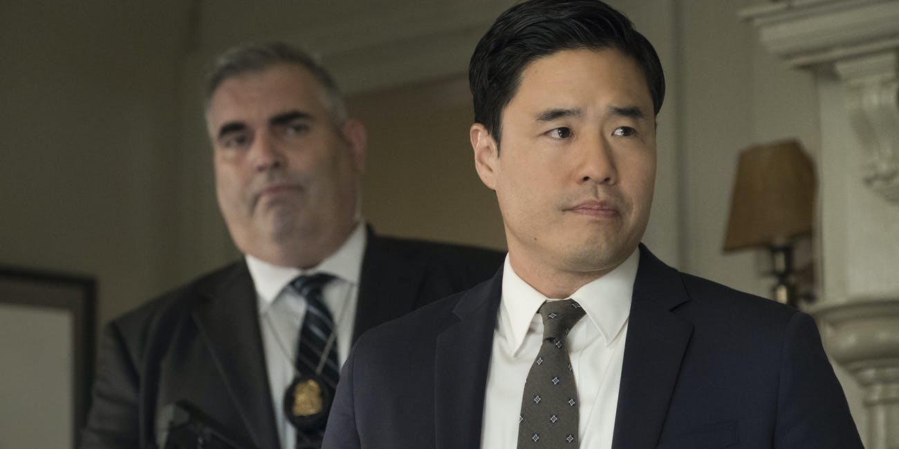 Ant-Man and the Wasp Randall Park Jimmy Woo