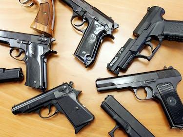 Research Shows That Gun Control Works, Duh