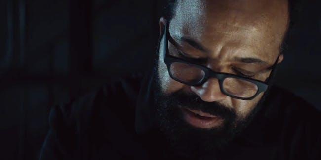 Jeffrey Wright as Bernard in 'Westworld'