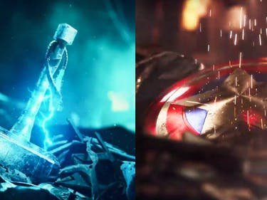 Marvel and Square Enix Announce New 'Avengers' Video Game Series