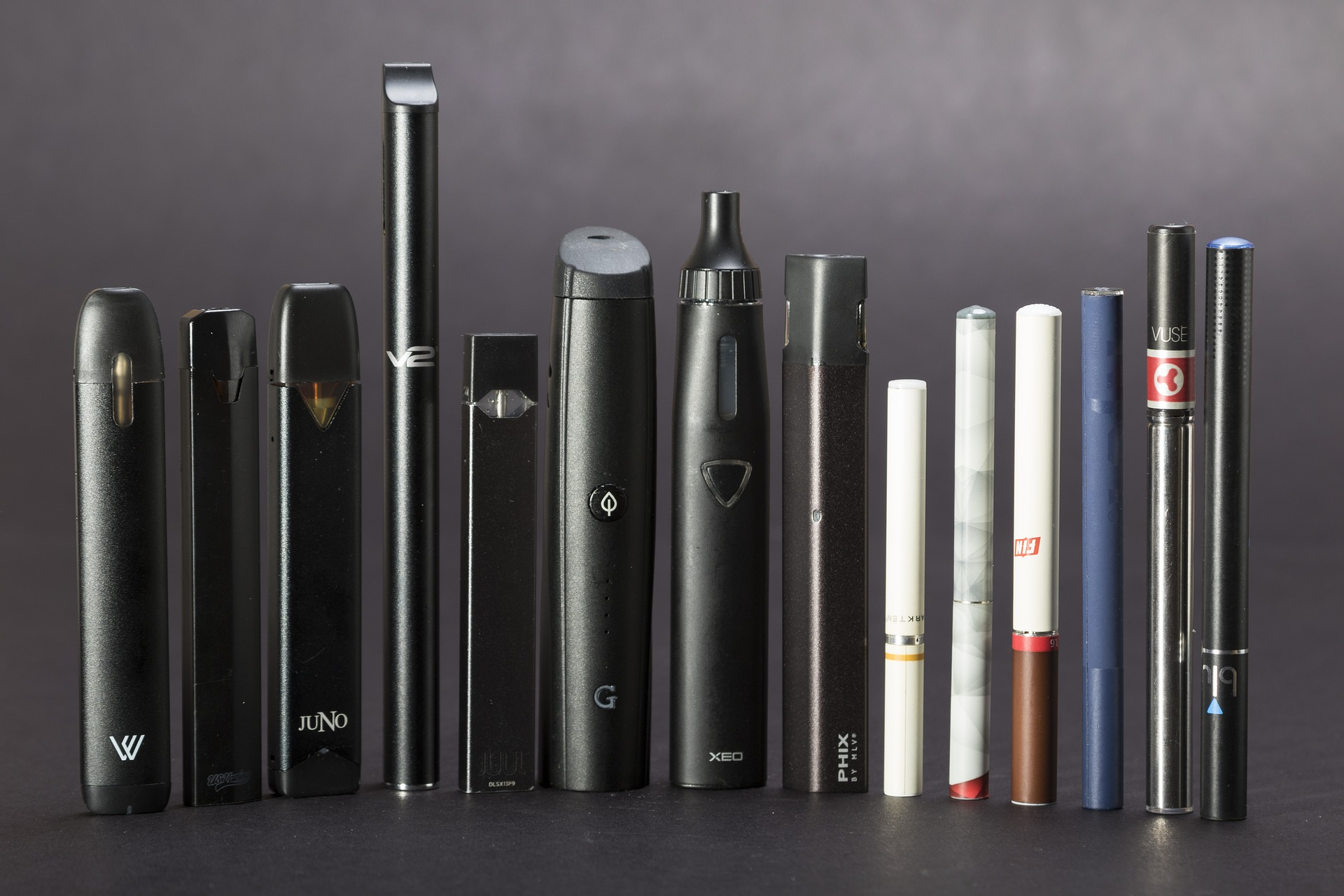 Just 1 month of vaping alters the lungs of new e-cigarette