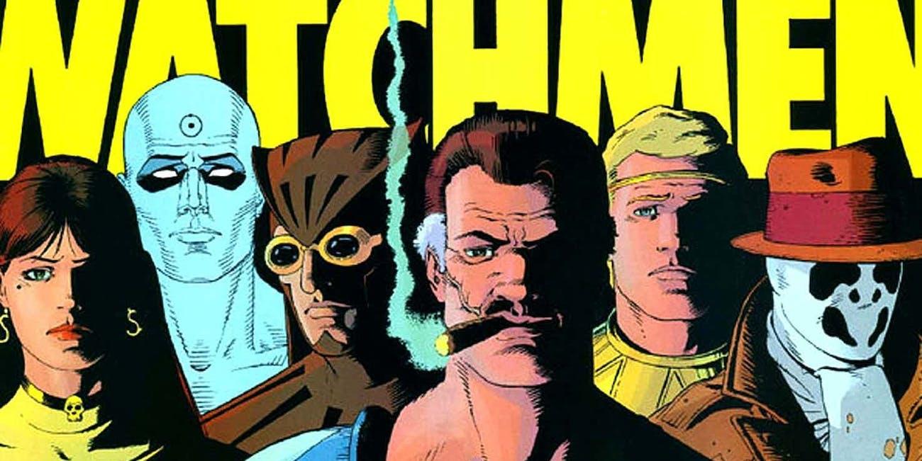 New Watchmen Movie Coming