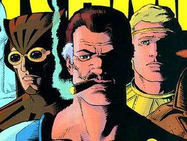 Warner Brothers is Making an R-Rated Animated 'Watchmen' Movie
