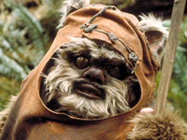 Warwick Davis Shares Adorable Letter He Wrote to George Lucas