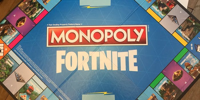 fortnite monopoly review