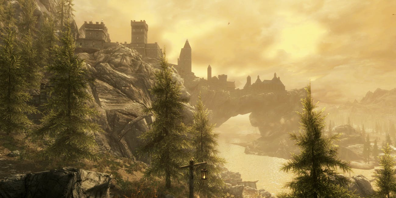 The New 'Skyrim' Will Be Great Because 'Skyrim' Already Is   Inverse