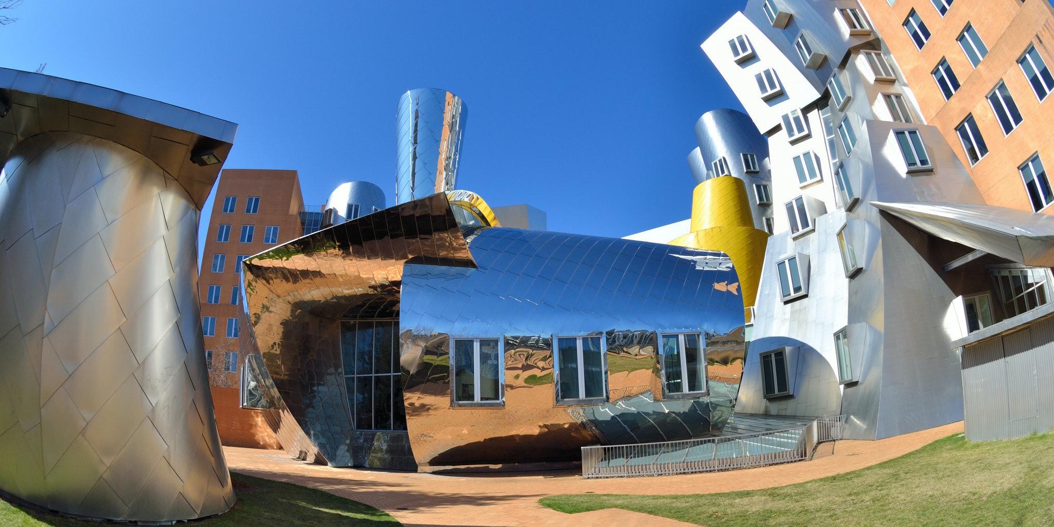 Massachusetts Institute of Technology dome.