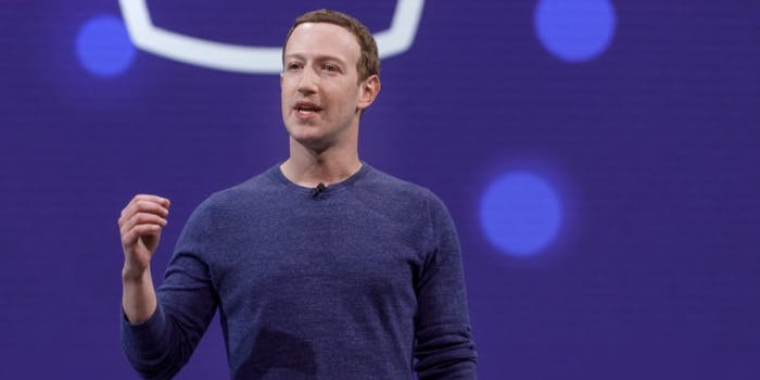 Facebook dating f8 2018