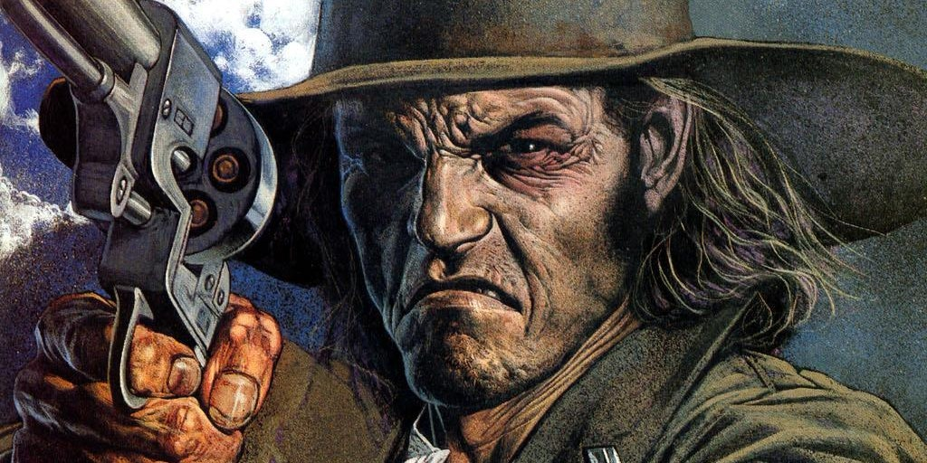 Explaining the Saint of Killers and His Comic Book Origin in AMC's 'Preacher'