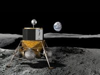 Blue Origin Blue Moon Lunar Lander