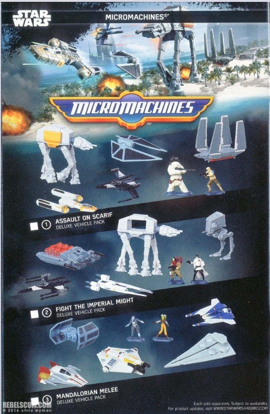 The Y-Wings are back!