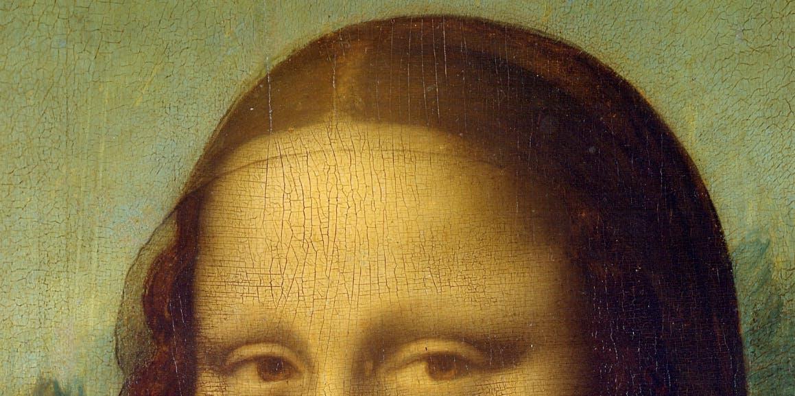 Mona lisa hairline