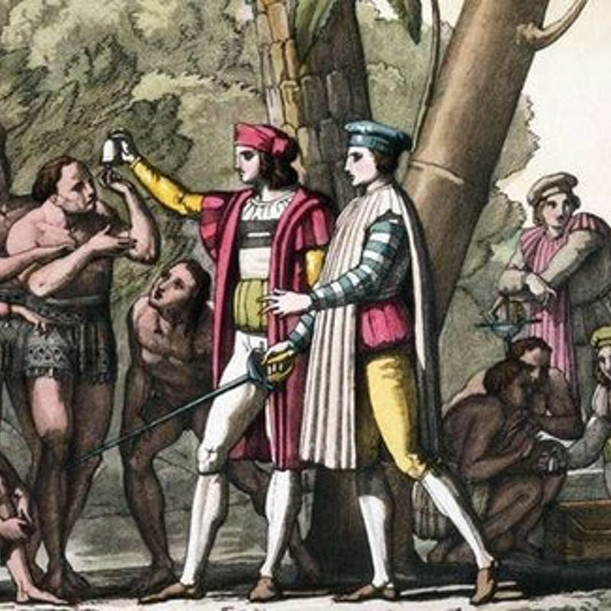 Inverse Daily: What do anti-vaxxers and Christopher Columbus have in common