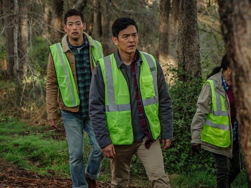 Searching John Cho