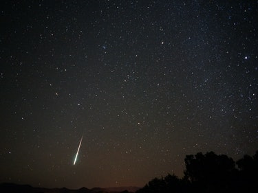 Where to Look at the South Taurid Meteor Shower