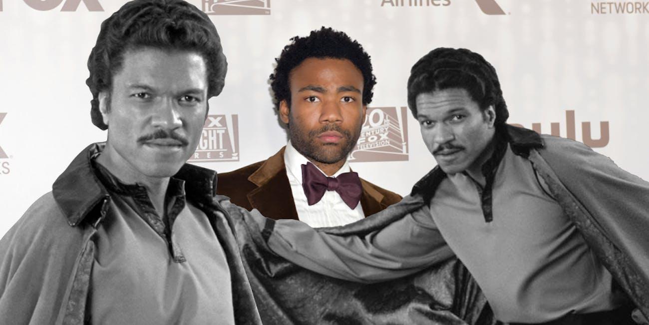 Donald Glover Han Solo