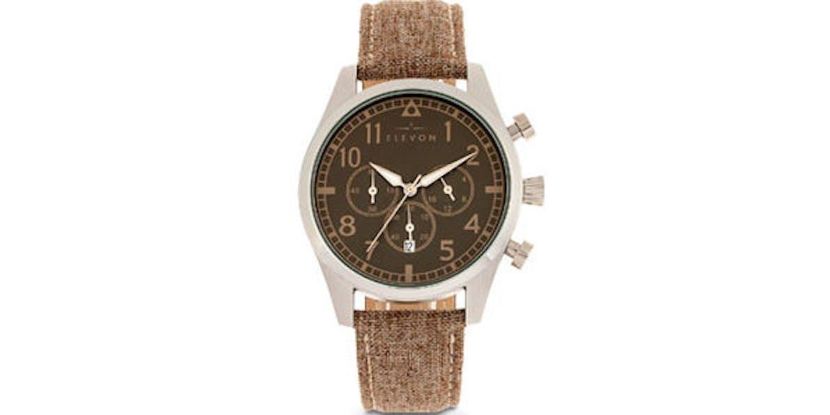 chronograph watch, men's watch
