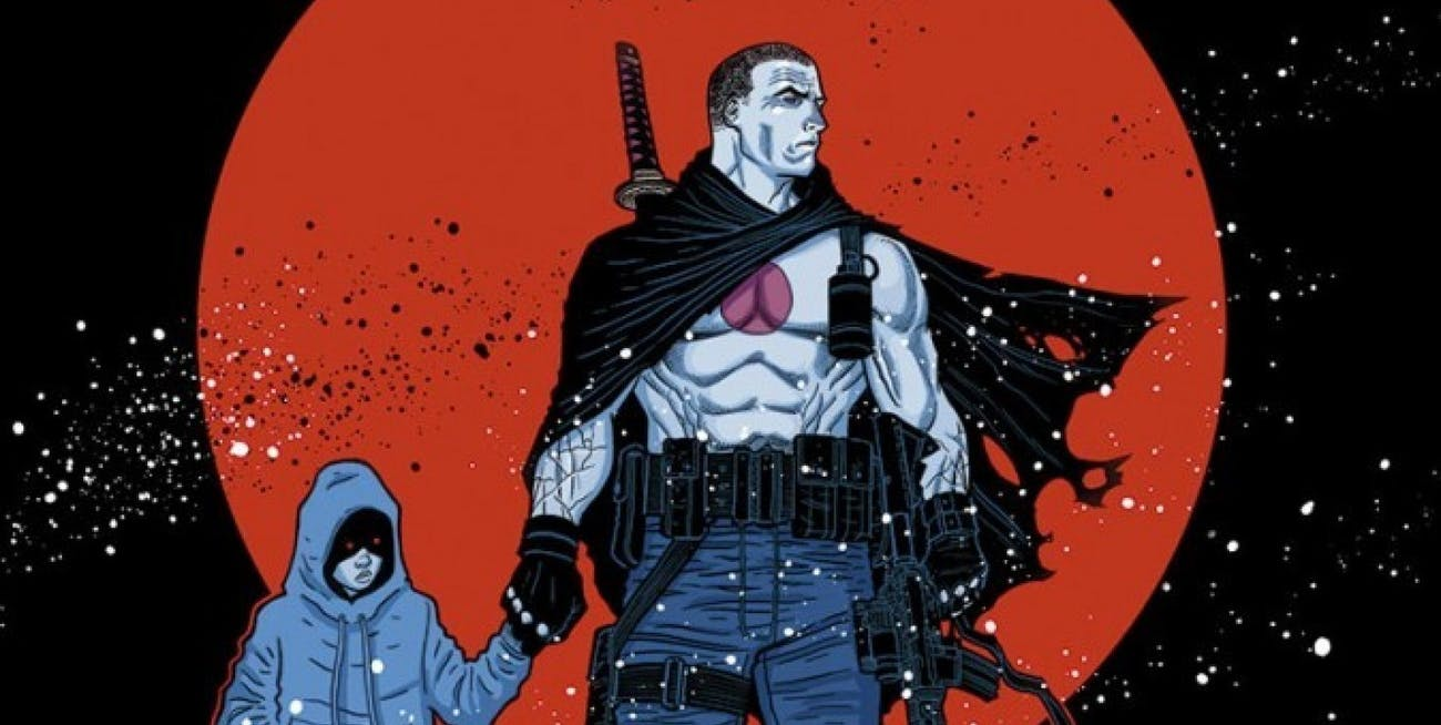 Bloodshot Valiant