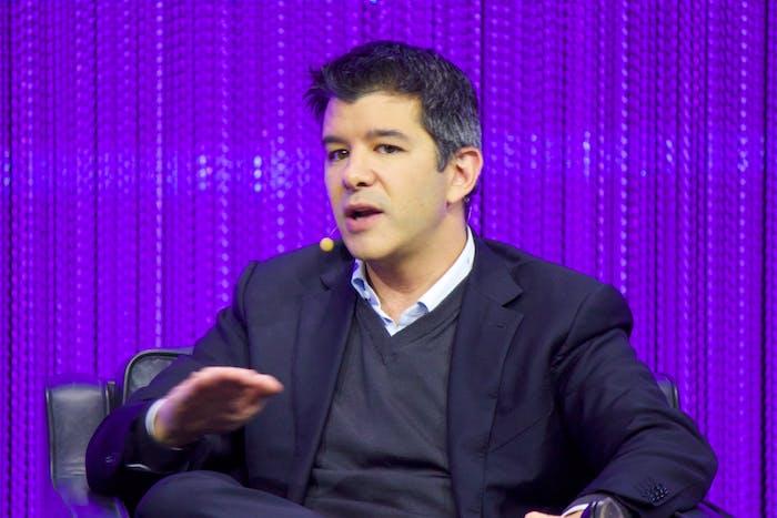 Travis Kalanick of Uber at LeWeb Paris 2013