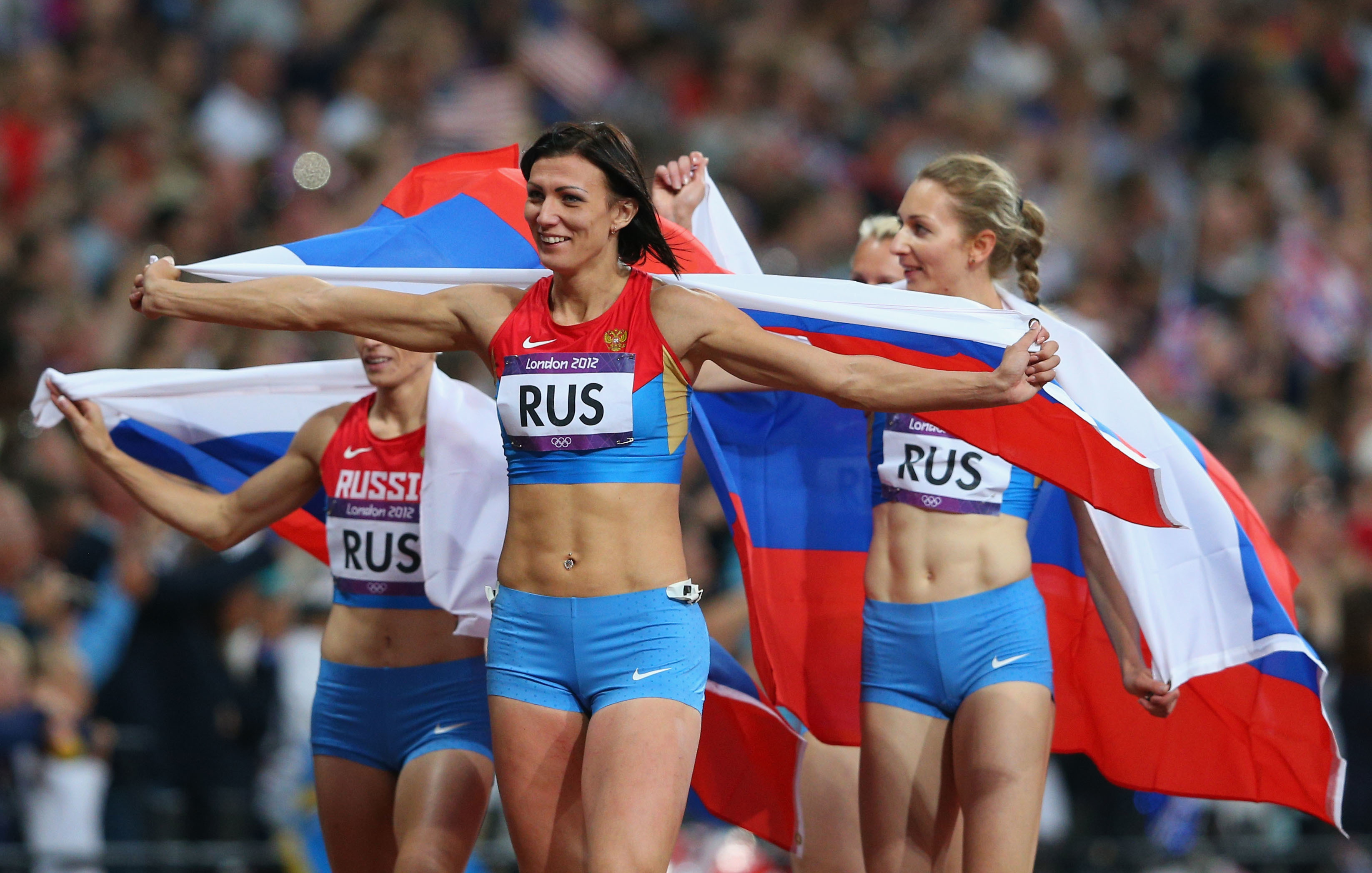 As a result of the doping scandal, Russian track and field athletes were stripped of all the medal they won between 2009-2013 by the IAAF